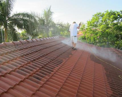 Roof Cleaning Cape Coral